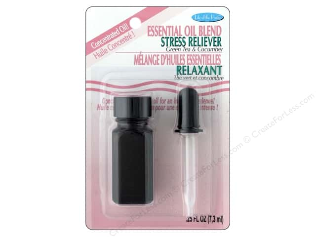 Life Of The Party Essential Oil Blend .25 oz Stress Reliever