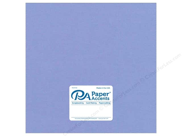 Cardstock 12 x 12 in. #8806C Pearlized Cascade by Paper Accents (25 sheets)
