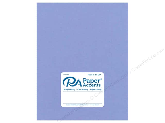 Cardstock 8 1/2 x 11 in. #8806C Pearlized Cascade by Paper Accents (25 sheets)