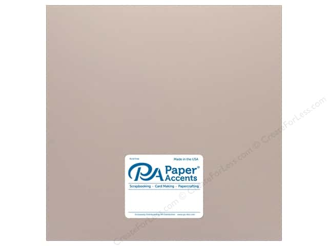 Paper Accents Pearlized Paper 12 x 12 in. Rose Gold 25 pc.