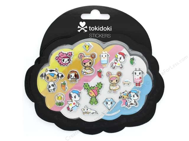 Blueprint Books Tokidoki Stickers