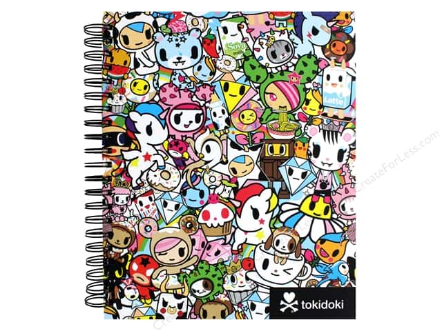 Sterling Tokidoki Sketchbook