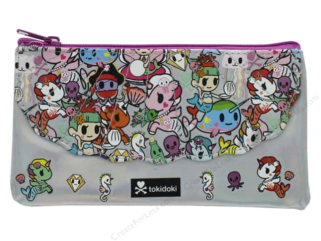 Blueprint Books Tokidoki Mermicorno Pencil Case
