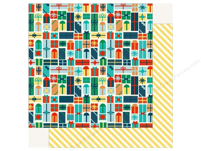 Echo Park Happy Birthday Boy Paper 12 in. x 12 in. Gifts Galore (25 pieces)