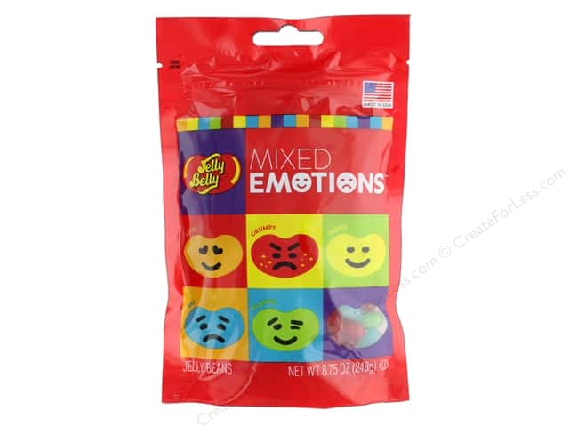 Jelly Belly Jelly Beans 8.75 oz Mixed Emotions