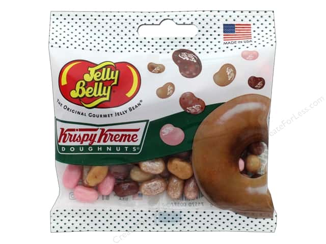 Jelly Belly Jelly Beans 2.8 oz Krispy Kreme