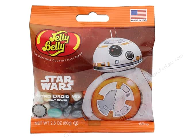 Jelly Belly Jelly Beans 2.8 oz Star Wars Astro Droid