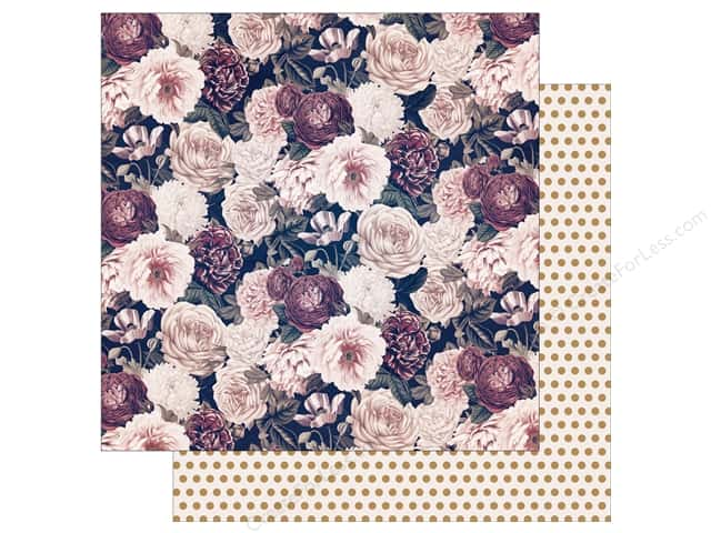 Photo Play Gypsy Rose Collection Paper 12 in. x 12 in. Be Brave (25 pieces)