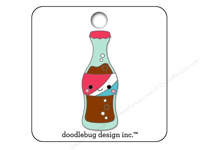 Doodlebug So Punny Collectible Pin Soda