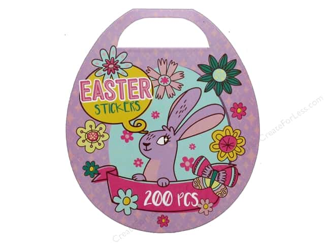 Darice Sticker Book Mini Easter