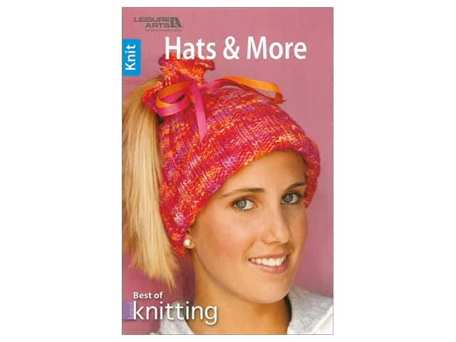 Leisure Arts Hats And More Book