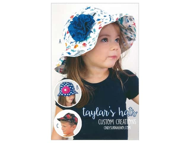 Custom Creations Taylor's Hats Pattern