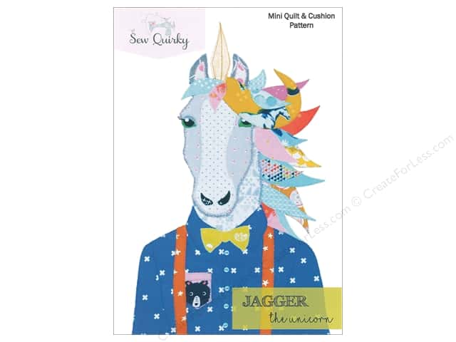 Sew Quirky Jagger The Unicorn Pattern