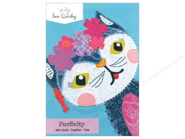 Sew Quirky Furlicity Pattern