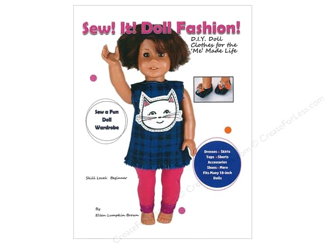 The Doll Loft Sew It Doll Fashion Book