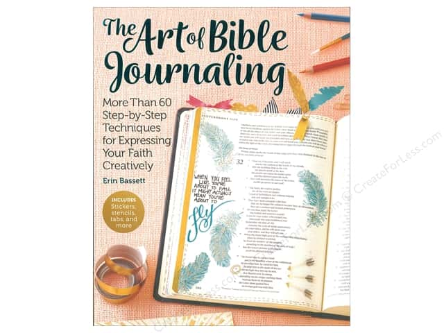 Get Creative 6 The Art of Bible Journaling Book