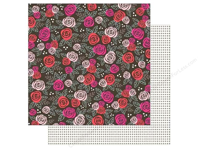 Pebbles Forever My Always Paper 12 in. x 12 in.  Date Night (25 pieces)