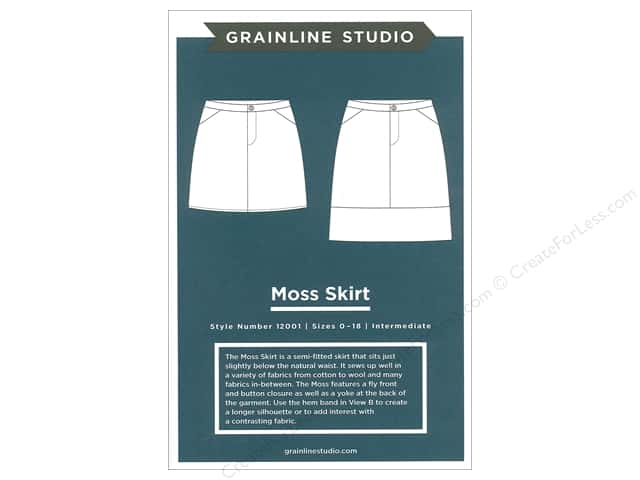 GrainLine Studio Moss Skirt Pattern