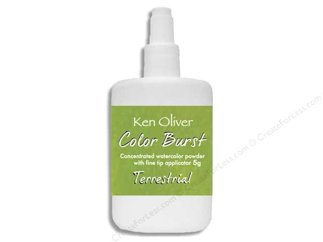 Contact Crafts Ken Oliver Color Burst 5 g Terrestrial