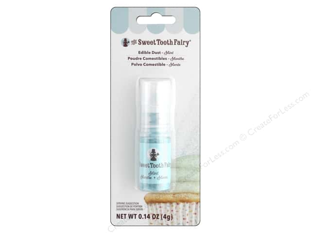 American Crafts Sweet Tooth Fairy Dust Pump .14 oz Mint