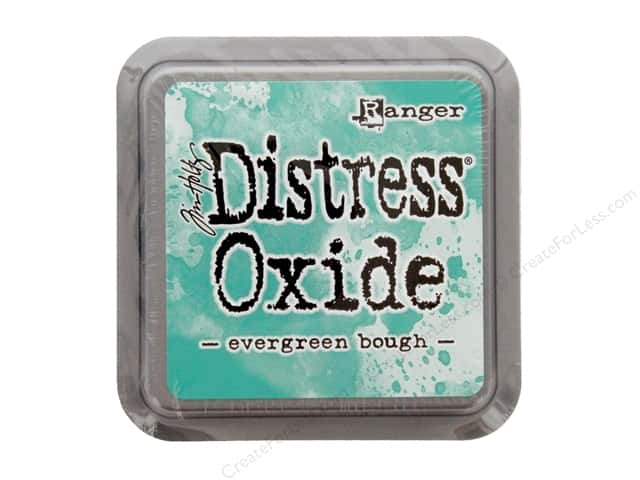Ranger Tim Holtz Distress Oxide Ink Pad Evergreen Bough