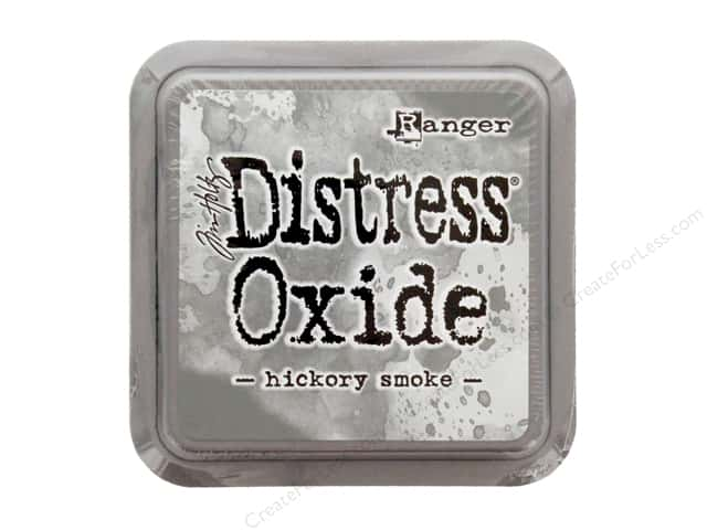 Ranger Tim Holtz Distress Oxide Ink Pad Hickory Smoke