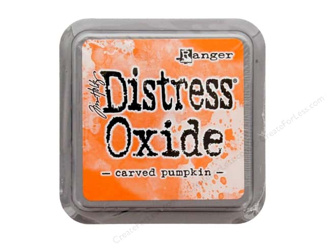 Ranger Tim Holtz Distress Oxide Ink Pad Carved Pumpkin