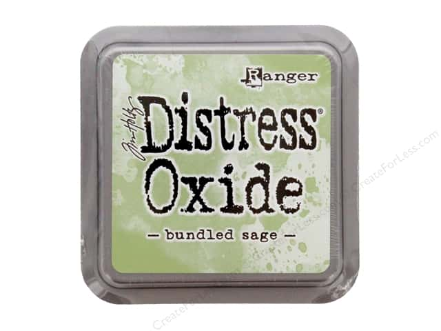 Ranger Tim Holtz Distress Oxide Ink Pad Bundled Sage