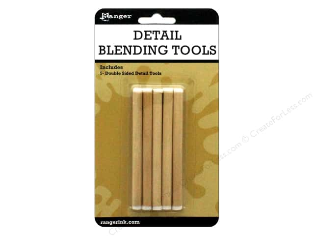 Ranger Detail Blending Tools 5 pc.
