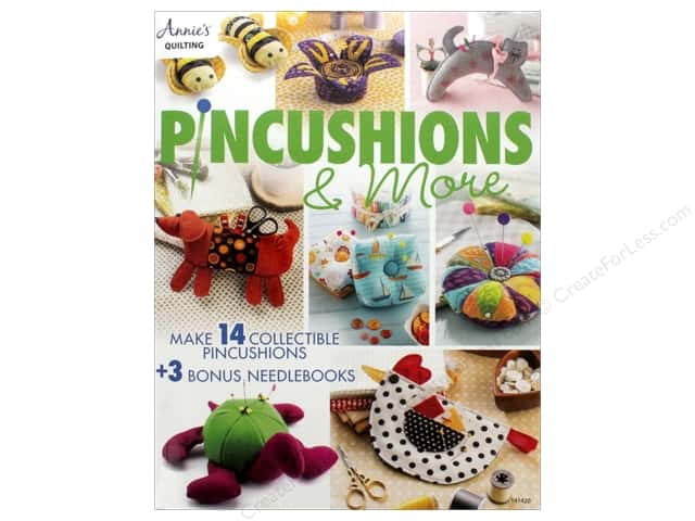 Pincushions And More Book
