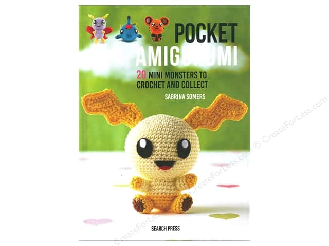 Search Press Pocket Amigurumi Book