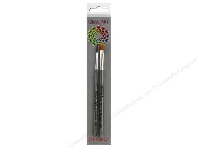 Dynasty Brush Set Glass Art Design Tools