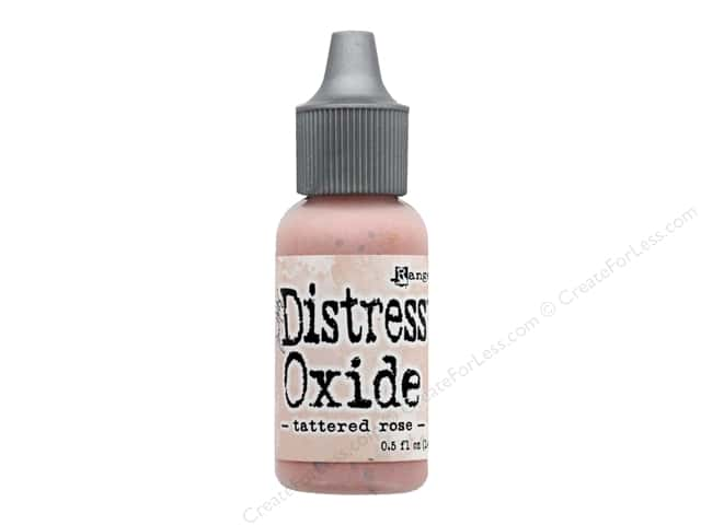 Ranger Tim Holtz Distress Oxide Reinker .5 oz. Tattered Rose