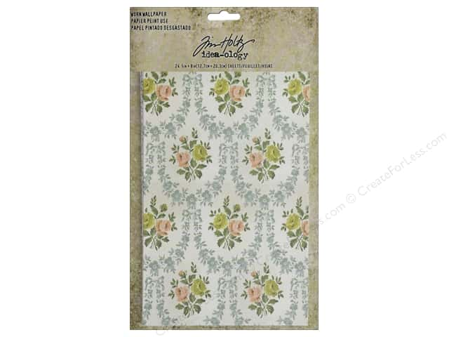 Tim Holtz Idea-ology Worn Wallpaper