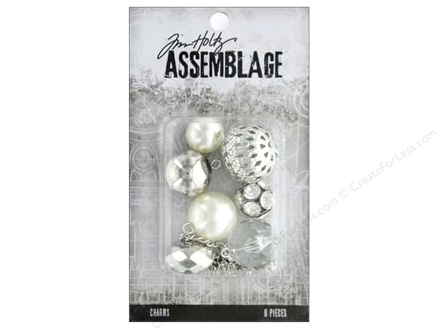 Tim Holtz Assemblage Charms Bauble Mix
