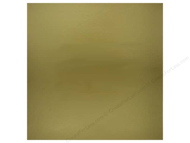 Best Creation Paper 12 in. x 12 in. Foil Texture Gold (25 pieces)