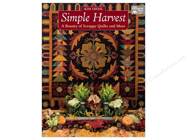That Patchwork Place Simple Harvest Book