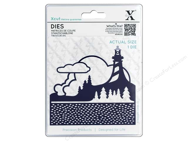 Docrafts Xcut Die Lighthouse