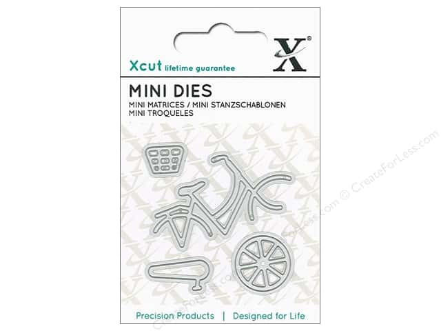 Docrafts Xcut Die Mini Bicycle