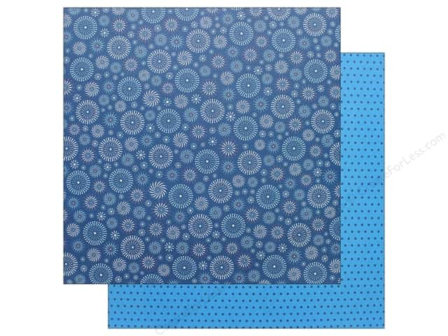 Pebbles Land That I Love Paper 12 in. x 12 in. Oh My Stars (25 pieces)