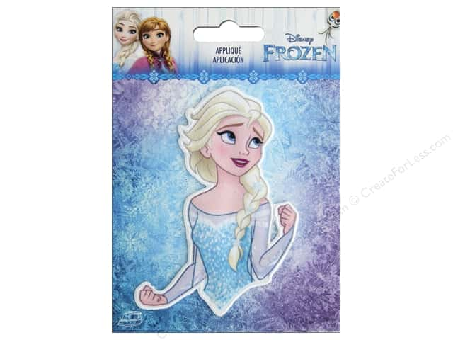 Simplicity Applique Disney Iron On Frozen Elsa