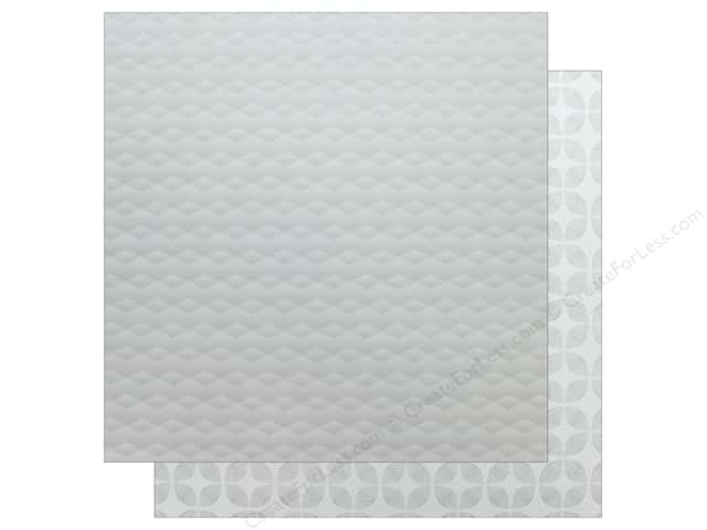 Reminisce Modern Baby Paper 12 in. x 12 in. Quilted (25 pieces)