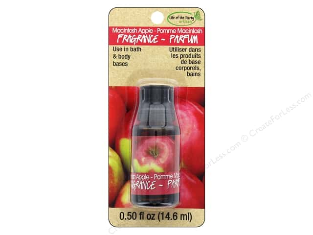 Life Of The Party Fragrance .5 oz Macintosh Apple