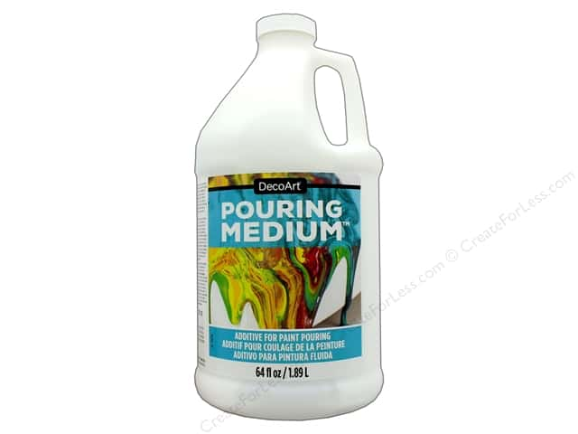 DecoArt Pouring Medium 64 oz.