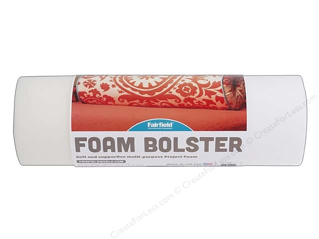 Fairfield Project Foam Bolster 18 in. x 6 in.