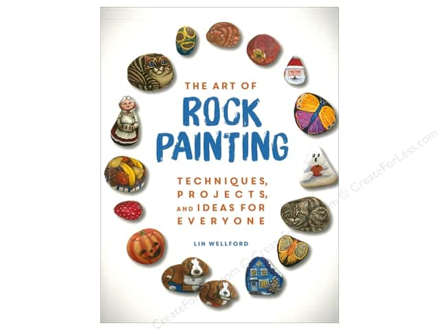 Racehorse Publishing Rock Painting Book