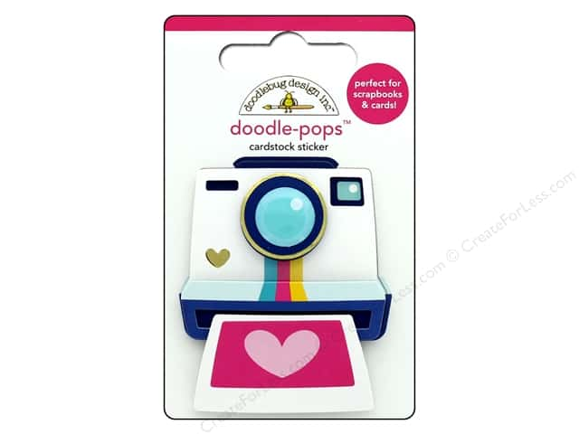 Doodlebug Collection Hello Doodle Pops Oh Snap