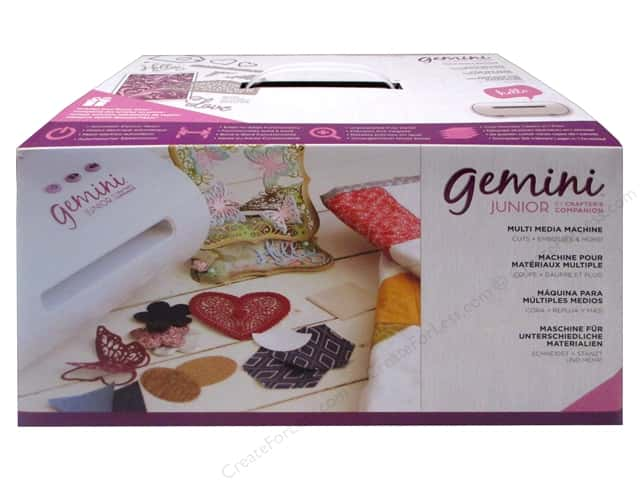 Crafter's Companion Gemini Jr Multi Media Machine