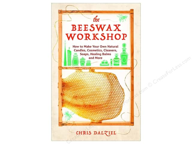 Ulysses Press The Beeswax Workshop Book