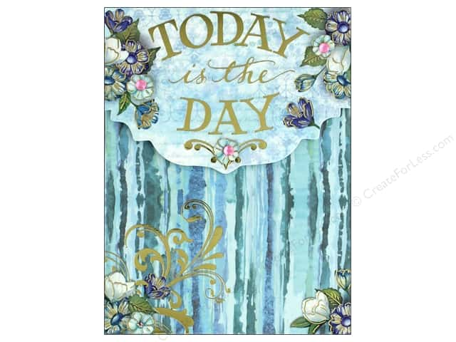 Punch Studio Note Pad Pocket Today Is The Day